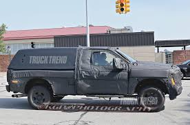 Ford Raptor Truck Topper - 2016 ford f series super duty spied testing with a strange camo u0027d