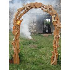 wedding arches to make wedding archways beautiful wooden wedding arch made from douglas