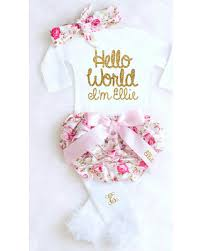 personalize baby gifts here s a great price on baby girl clothes baby girl coming home