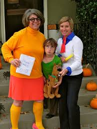 Halloween Scooby Doo Costumes Family Halloween Costumes Prove Dressing