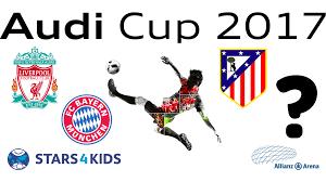 logo audi 2017 mit stars4kids zum audi cup 2017 u2013 stars4kids