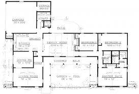 open floor plans for ranch style homes floor plan open floor plan colonial homes house plans