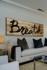Wood Wall Living Room by Best 25 Wall Word Art Ideas On Pinterest Vinyl Lettering