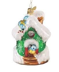 birdhouse ornament 16068 merck family s world