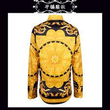 designer hemden mã nner 2016 chemise homme marque luxe luxushemden herren gold hemden