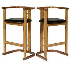U Shaped Bar Table 1960s U Shaped Bar Stools Pair 2bmodern