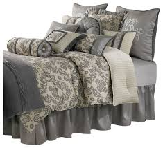 Luxury King Comforter Sets Luxury Kerrington Super King Bedding Set Traditional Bedskirts