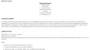 bartender resume format bartender resumes resume sle is graceful ideas which can be