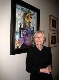 Dora Maar In An Armchair Jill Krementz Covers Picasso In The Met New York Social Diary
