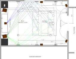 home theater floor plans 12x14 dedicated home theater avs forum home theater
