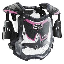 fox motocross gear bags amazon com fox racing youth u0027s r3 roost deflector small
