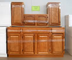 Kitchen Cabinet Surplus by Oak Kitchen Starter Set Builders Surplus