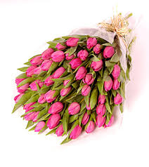 flowers for birthday anniversary flowers 24 stems pink tulips bouquet delivery