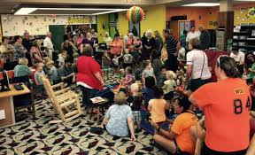 dolly parton u0027s imagination library is officially open in great bend