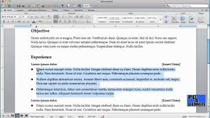 how to do a resume on microsoft word resume templates