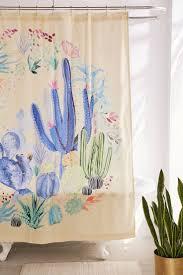 best 25 shower curtains ideas on pinterest guest bathroom cactus terrarium shower curtain