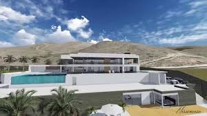 Ultra Contemporary Homes Nissencasa Ultra Modern Contemporary Home Being Built In Spain