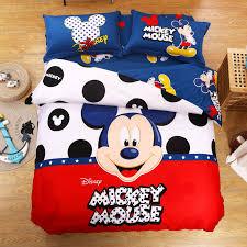 Mickey Mouse King Size Duvet Cover Raven Mark Bedding Mickey Mouse Crop Mickey Mouse Bedding Snowy