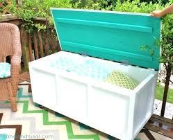 patio furniture cushion storage outdoor storage boxes shelves