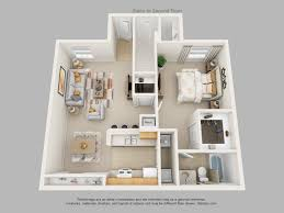One Bedroom Floor Plans Floor Plans Ponce Harbor Apartments Concord Rents Concord