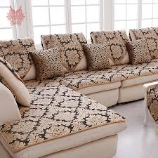 Printed Sofa Slipcovers Popular Sectional Slipcovers Black Buy Cheap Sectional Slipcovers