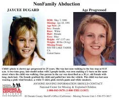 Jaycee Dugard Backyard Cops Eye Case Similar To Jaycee Dugard U0027s Upi Com