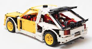 lego ford raptor v6 the lego car blog
