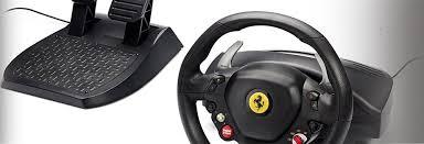 458 italia wheel for xbox 360 thrustmaster 458 italia edition racing wheel