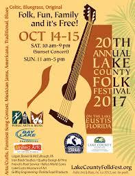 20th annual lake county folk festival u2013 october 14 15 2017