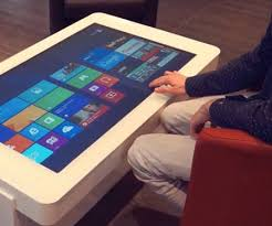 Touchscreen Coffee Table Awesome Stuff 365