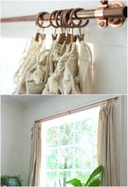 Copper Pipe Shower Curtain Rod How To Make Curtain Rods Shower Curtain Rods Bed Bath And Beyond