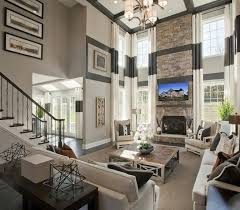 2 story living room two story living room wall decorating ideas thecreativescientist com