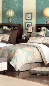 travel themed bedding home design ideas