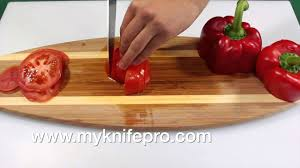 mac knives are razor sharp and its easy to keep them that way