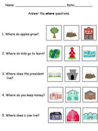 wh question mega pack by the autism helper teachers pay teachers