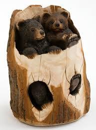 Carvings Archives Woodland Creek Furniture - Bear furniture