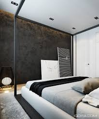 Accent Walls by Design A Chic Modern Space Around A Brick Accent Wall