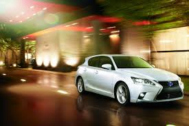 lexus ct200h co2 lexus adds details to back up 2014 ct200h facelift