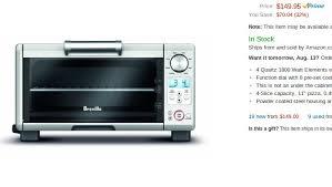 Panasonic Xpress Toaster Oven The Best Toaster Ovens Under 150 U2013 Top 5 On Amazon Prime U2013 Food