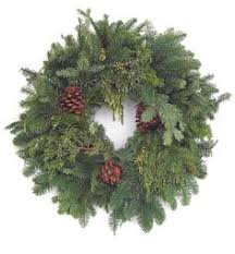 live christmas wreaths how to make a live christmas wreath pictorial recipe