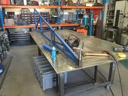 fabricating the jib workshop crane jib tags crane jib diy