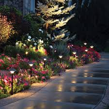 Led Landscape Lighting Empress Led Landscape Light Dekor Lighting Walkway Landscape