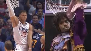 blake griffin impersonates dave chappelle u0027s prince sketch with