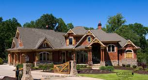home plans craftsman style mountain style house plan design ideas with beautiful green grass