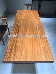 natural wood table top zingana wood zebra wood table top solid wood big board table