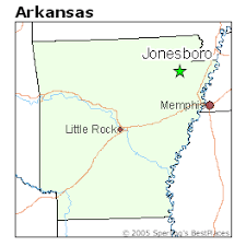 map of jonesboro ar best places to live in jonesboro arkansas