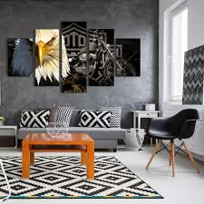 harley home decor wall paintings for home decoration
