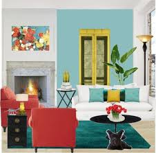 teal livingroom 25 best blue yellow rooms ideas on blue yellow