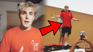 Box Fans Walmart by Jake Paul Ran Over Fans At Walmart Footage Youtube