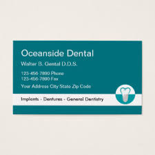 Dental Business Card Designs Cosmetic Dentistry Business Cards U0026 Templates Zazzle